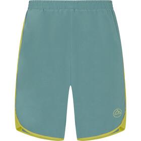 La Sportiva Sudden Spodnie krótkie Mężczyźni, pine/kiwi